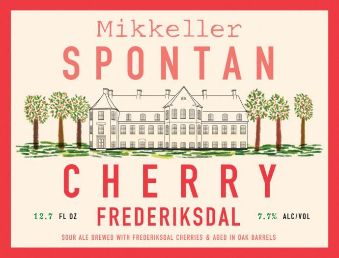 Mikkeller Spontan Cherry