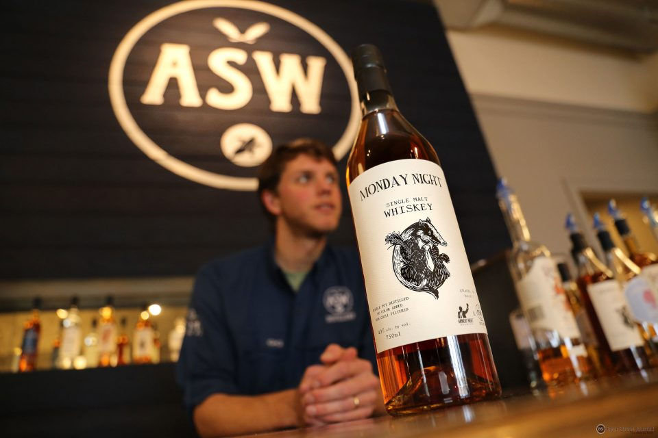 Monday Night Badger Whiskey