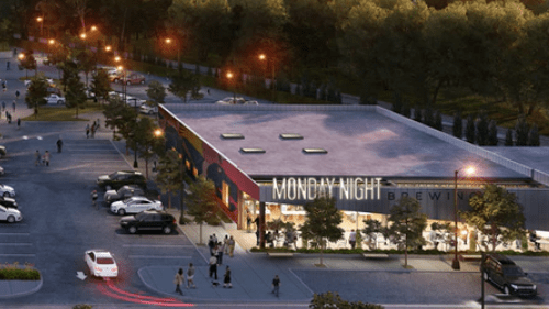 Monday Night Birmingham Location