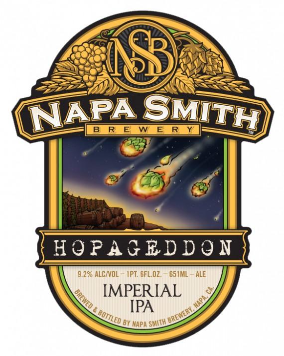 Napa Smith Hoppageddon