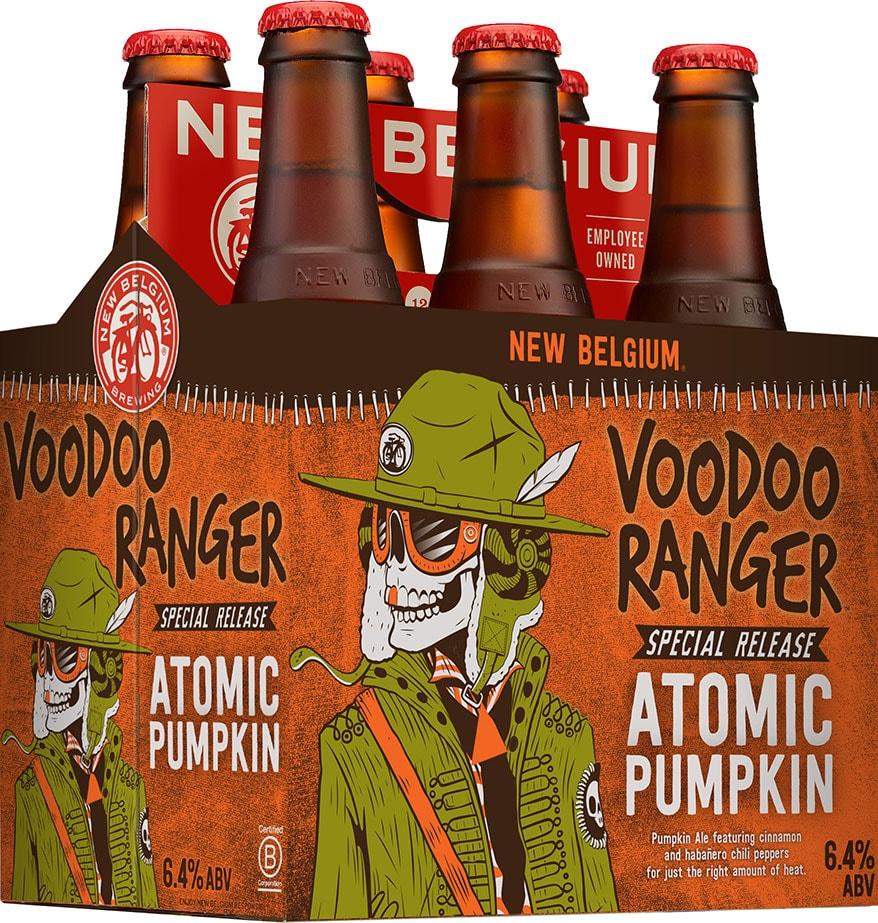 New Belgium Atomic Pumpkin