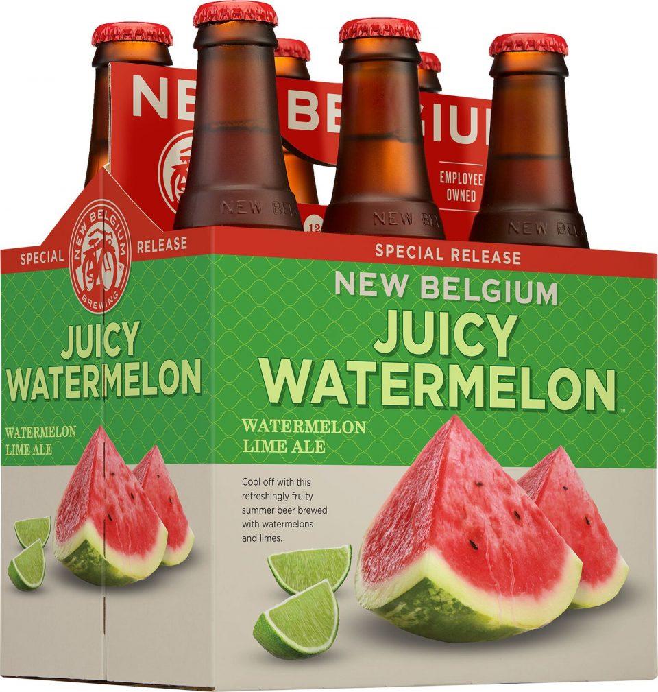 New Belgium Juicy Watermelon