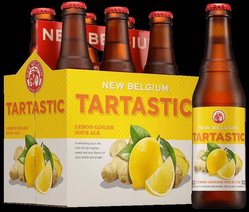 New Belgium Tartastic 6 Pack