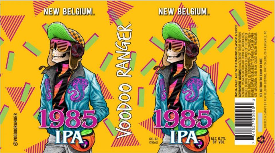 New Belgium Voodoo Ranger 1985 IPA