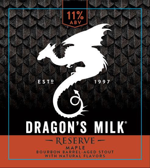 New Holland Dragon's Milk Reserve Maple