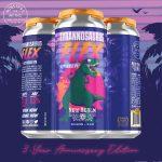 New Realm Tyrannosaurus Flex 3rd Anniversary