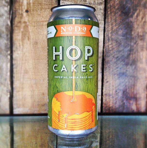 NoDa Hop Cakes Imperial IPA