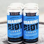 Noda Roaring Riot Lager