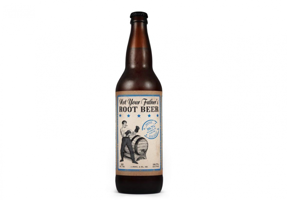 Not Your Father's Root Beer 10.7%