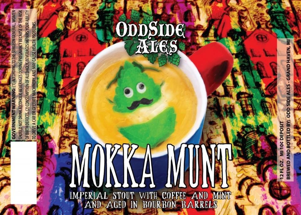 Oddside Mokka Munt