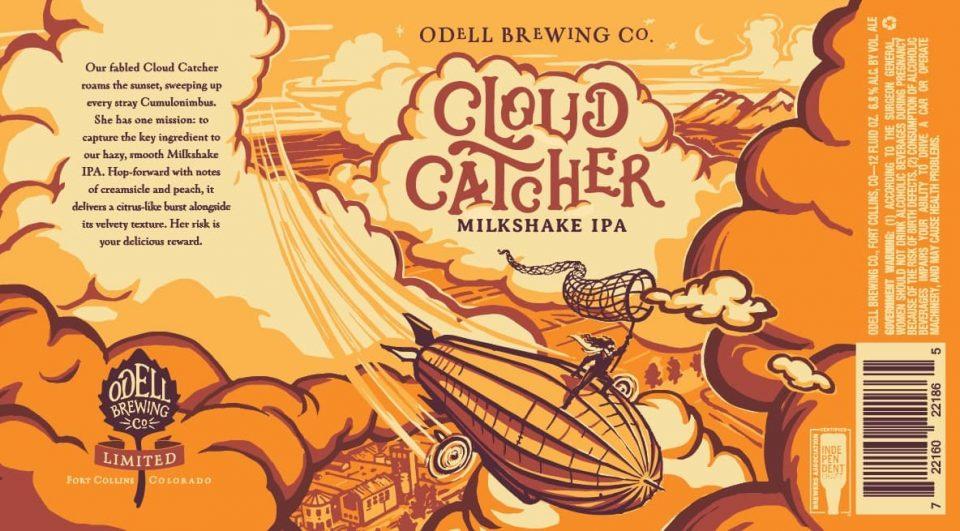 Odell Cloud Catcher Milkshake IPA