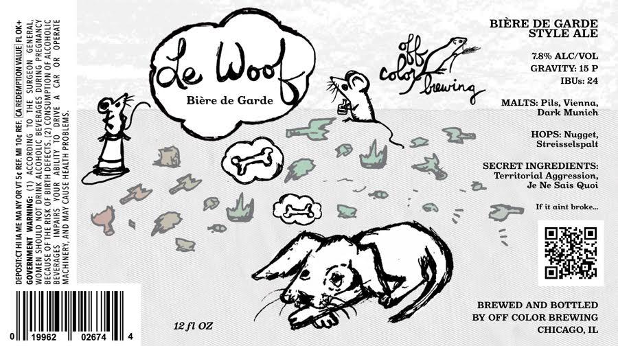 Off Color Le Woof