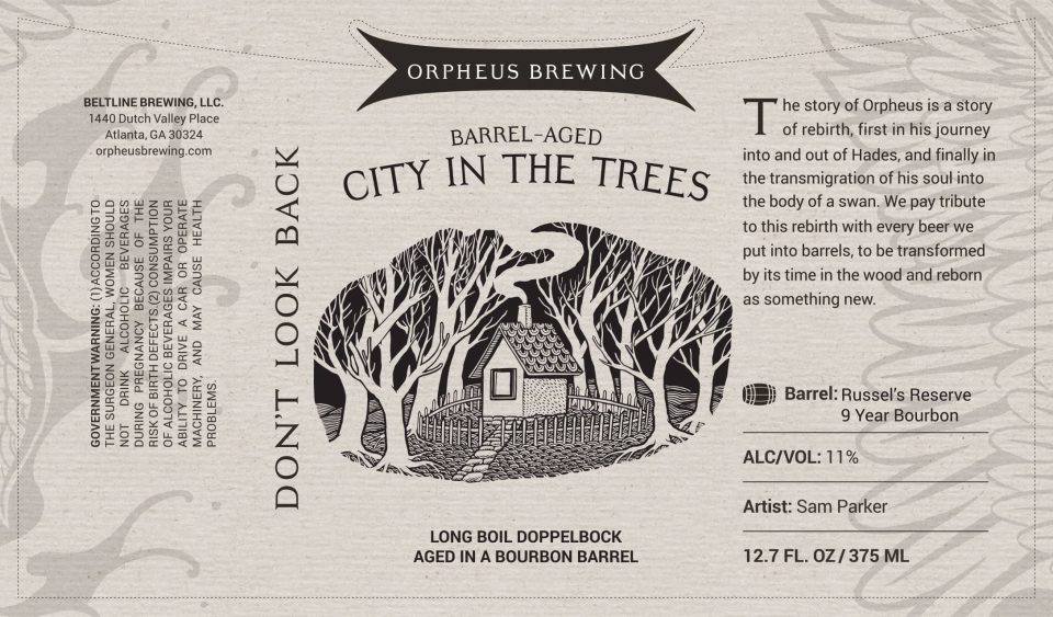 Orpheus - Barrel-Aged City in the Trees