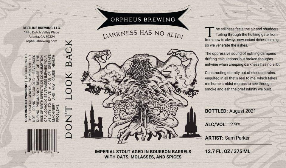 Orpheus - Darkness Has No Alibi