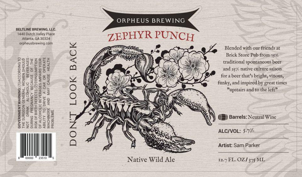 Orpheus - Zephyr Punch
