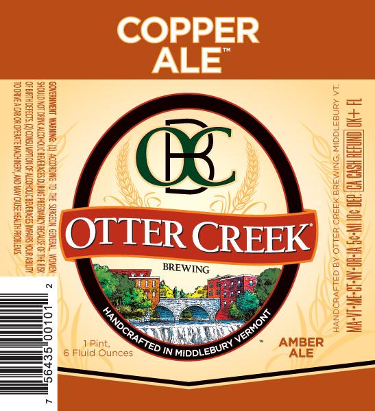 Otter Creek Copper Ale