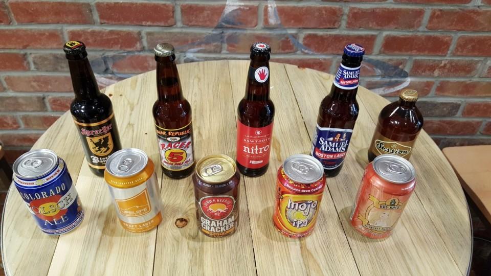 Peyton Manning Craft Beer
