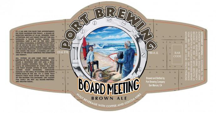 Port Brewing Board Meeting