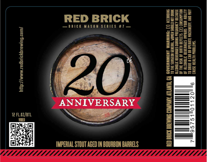 Red Brick 20th Anniversary
