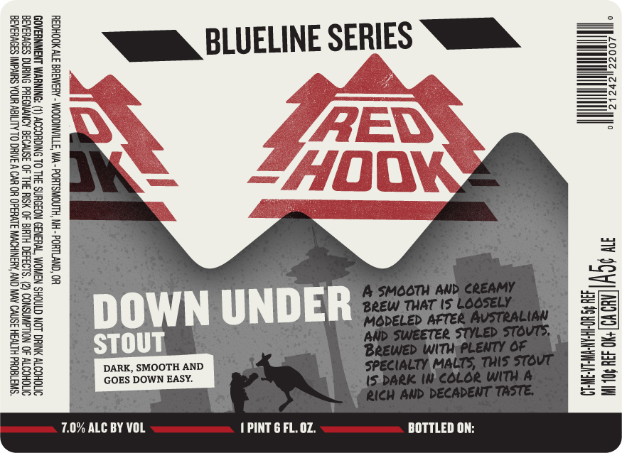 Redhook Down Under Stout