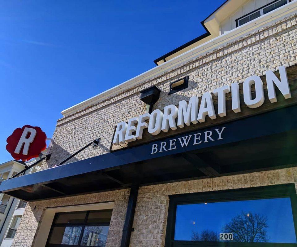 Reformation Brewery Smyrna