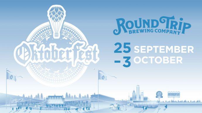 Round Trip Brewing Oktoberfest 2021