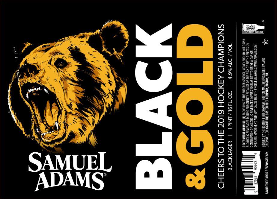 Samuel Adams Black & Gold