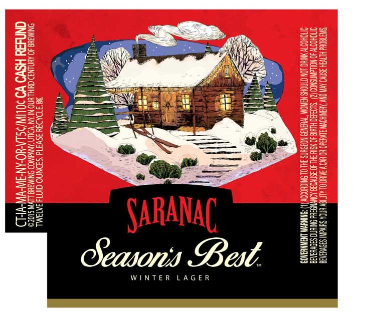 Saranac Season's Best
