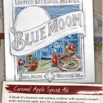 Blue Moon Caramel Apple Spice