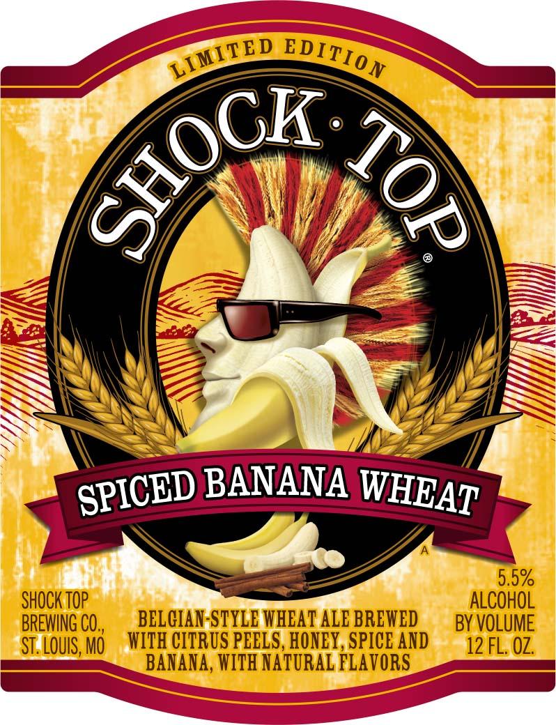 Shock Top Spiced Banana Wheat