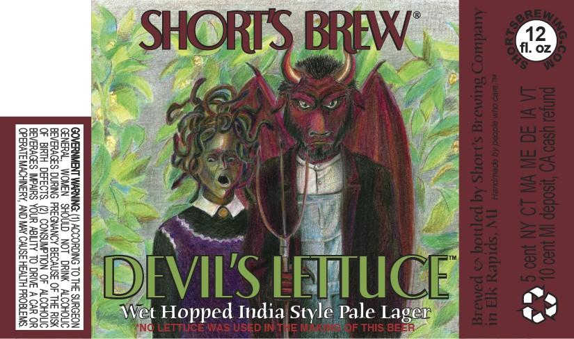 Short's Brew Devil's Lettuce