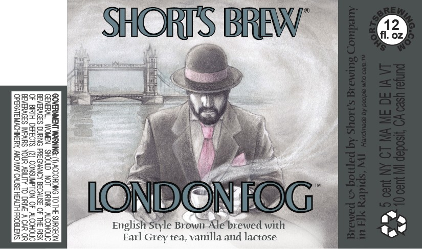Short's Brew London Fog