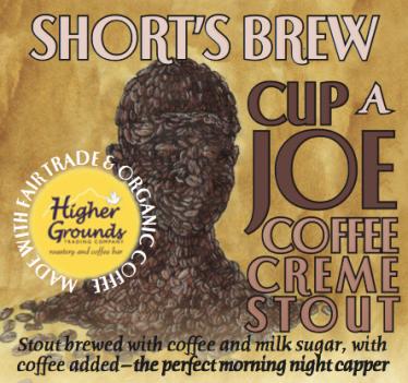 Short's brewing Cup Of Joe