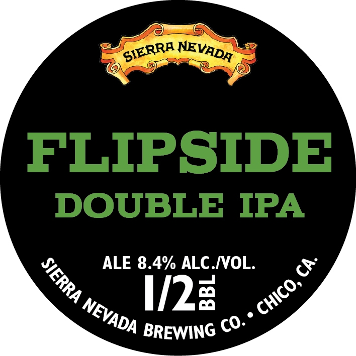 Sierra Nevada Flip Side Double IPA