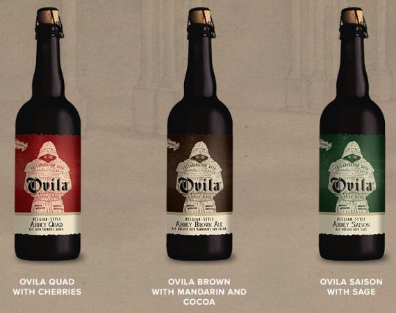 Sierra Nevada Ovila bottles