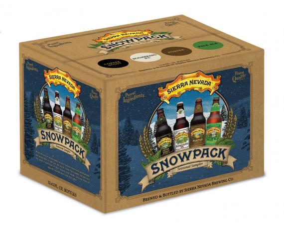 Sierra Nevada Snowpack Box
