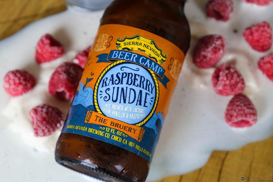 Sierra Nevada The Bruery Raspberry Sundae bottle