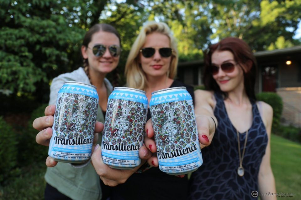 Southbound Transilience cans