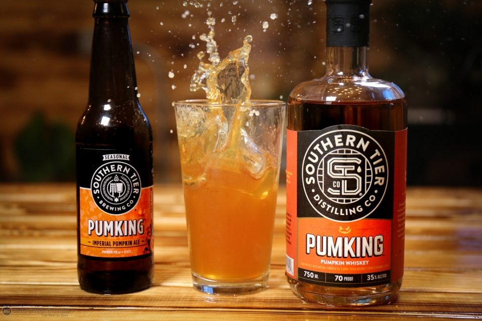 Southern Tier Pumking Whiskey Bomb