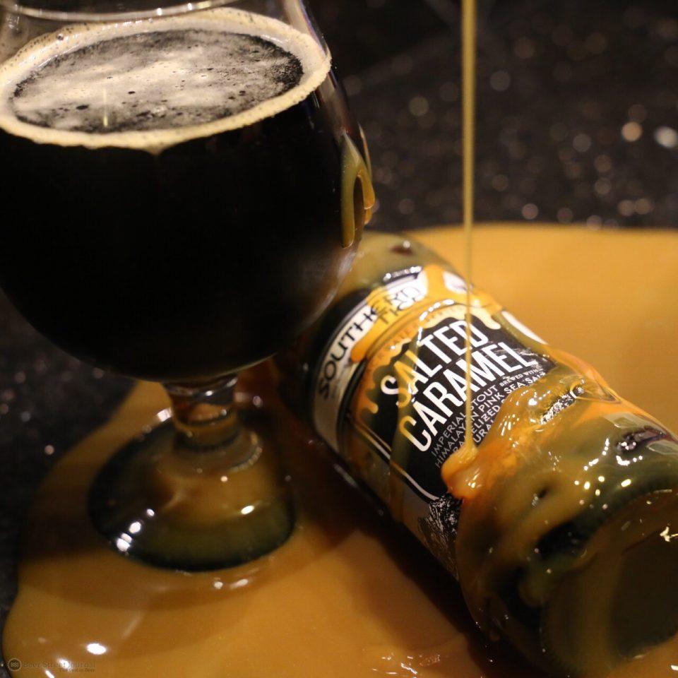 Southern Tier Salted Caramel bottle