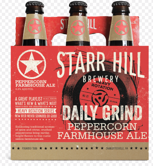 Starr Hill Daily Grind
