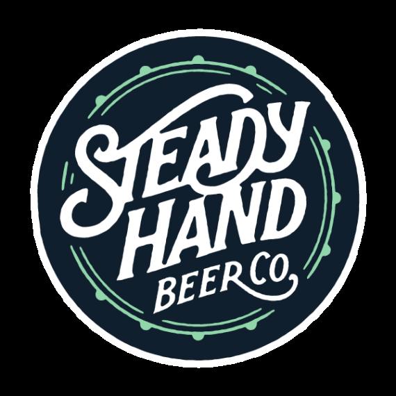 Steady Hand Brewing Logo