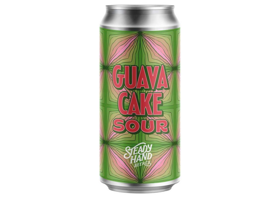 Steady Hand Guava Cake Sour