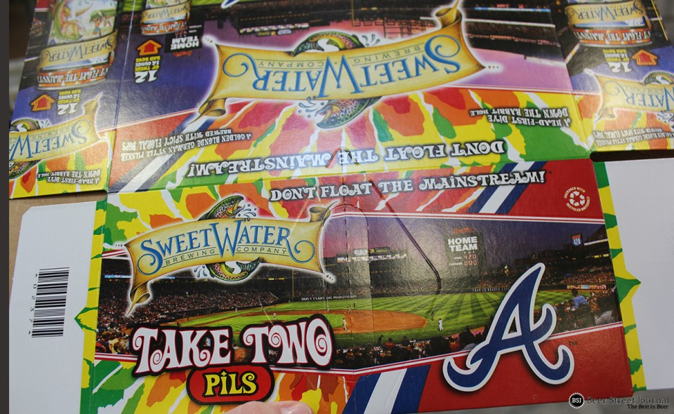 SweetWater Atlanta Braves Packs