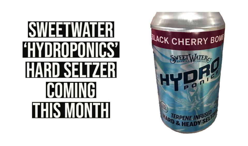 SweetWater Hydroponics Hard Seltzer