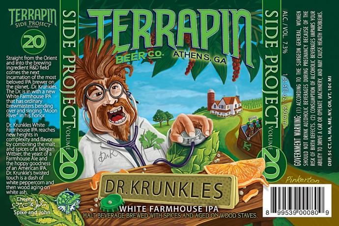 Terrapin Dr. Krunkles