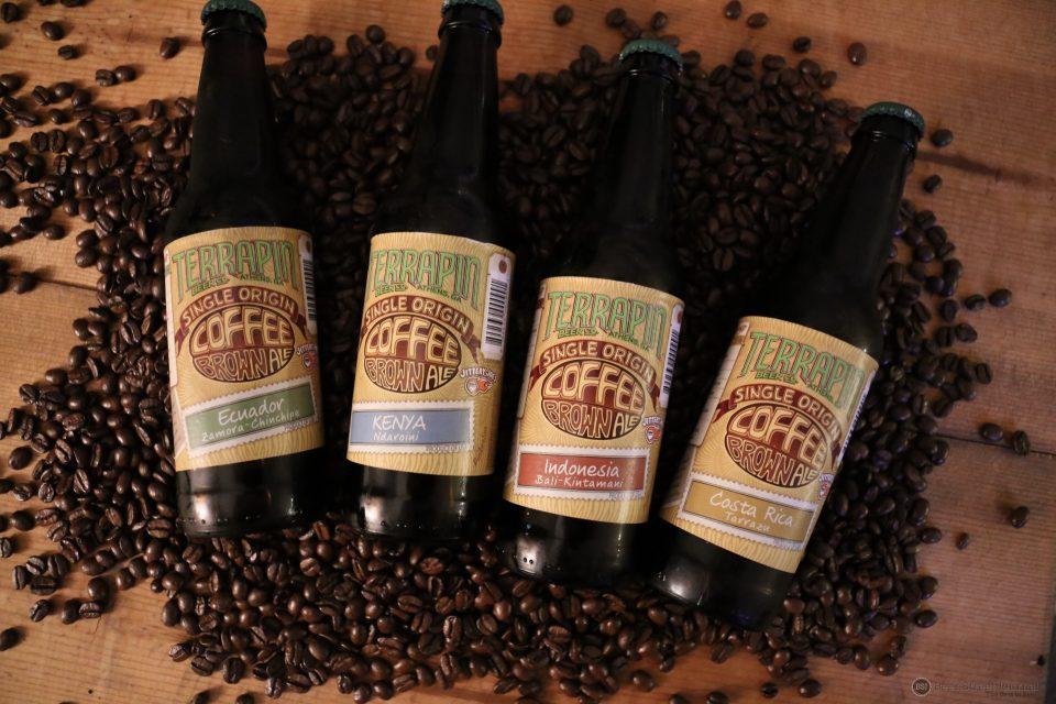 Terrapin Single Origin Coffee Brown Ale