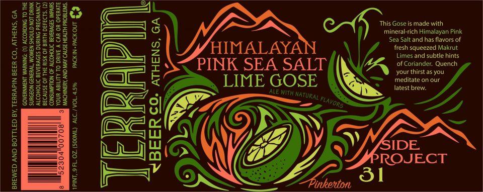 Terrrapin Himalayan Pink Sea Salt Lime Gose