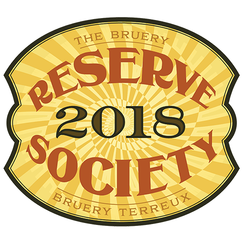 The Bruery Reserve Society 2018