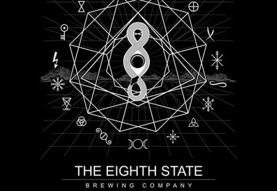 The Eighth State Brewing Logo